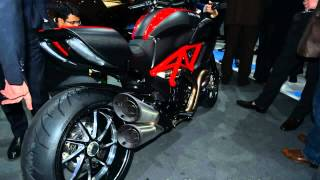 7. 2015 ducati diavel carbon