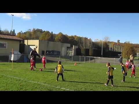 FCS : U7 vs U7 AS Toussieu