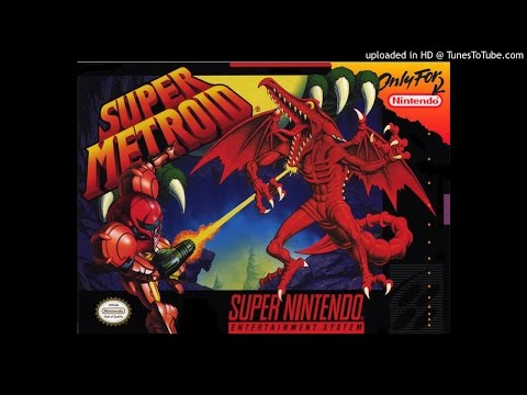 Super Metroid OST - Item Acquisition Fanfare [800% Slower]