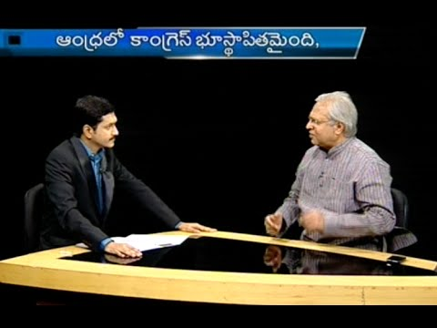 Point Blank With Congress Leader Undavalli Arun Kumar  Part 01