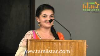 Saranya Mohan and Srikanth Deva at Kadhalai Thavira Veru Ondrum Illai Press Meet