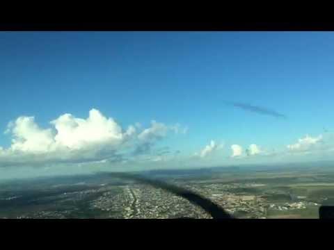 Cessna 172 Aproximação 360 em Luziania SWUZ