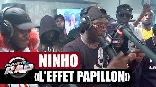 """Ninho reprend """"L'effet papillon"""" de Youssoupha #PlanèteRap"""