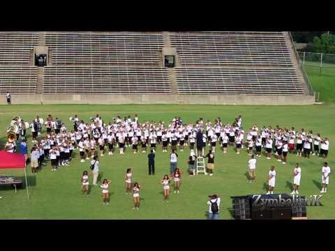 HUMB -VS- LLI (2014) Extreme Summerfest Battle of the Bands - Top View - Part 2
