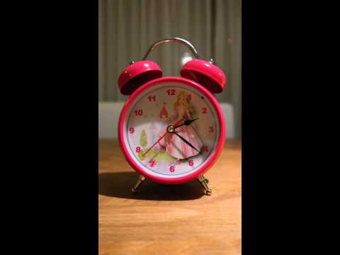 Name Singing Alarm Clock