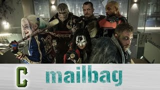 Collider Mail Bag - What Will Happen If Suicide Squad Gets A Bad Rotten Tomatoes Score? by Collider