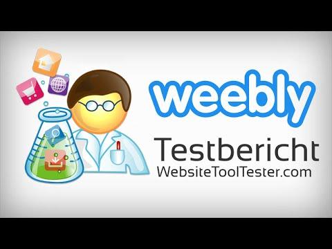 Weebly im Test – Vorstellung des neuen Homepage-Baukastens