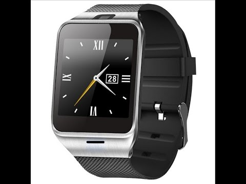 GV18 Aplus SmartWatch Review for Android iPhone Windows Phone from GearBest.com
