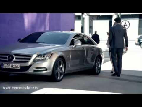 Mercedes Benz CLS funny commercial
