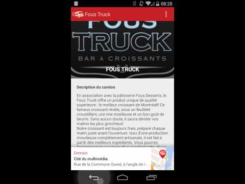 Video of Montreal Food Trucks