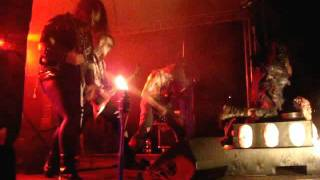 Video Sekhmet - Poprava - Live At Hell Fast Attack 2011