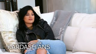KUWTK   Kim K. Gives Kylie Jenner Sisterly Advice on Insecurities   E!