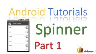 Download Lagu 104 Android Spinner Tutorial | Mp3