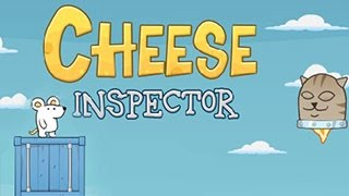 Please Subscribe for more videos ► http://goo.gl/eZTlA1Play Game:http://playneed.com/2015/07/01/cheese-inspector.htmlGame description:Help the white mouse to collect donuts. To finish a level you should get the cheese by avoiding obstacles.