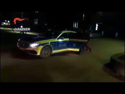 Συνελήφθησαν 200 μέλη της Ντρανγκέτα