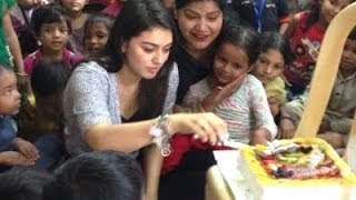 Hansika Adapted 25th Child!
