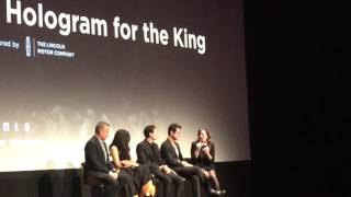 Nonton Hologram For The King  Tribeca 2016 Film Subtitle Indonesia Streaming Movie Download