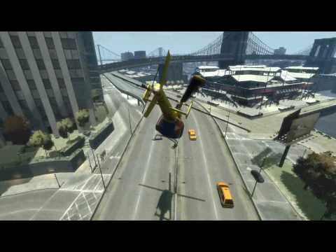 GTA 4 Outtakes: Bad Day for Niko - Episode 4 [HD]