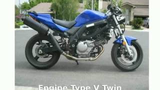 3. 2005 Suzuki SV 650 Specification and Details