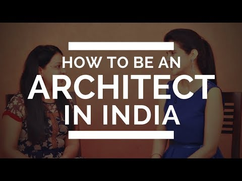 Career in Architecture - How to Become an Architect | Architecture in India | Career Guidance