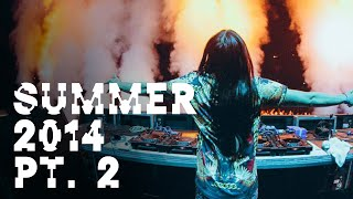 Summer 2014 (Part 2) - On the Road w/ Steve Aoki #142