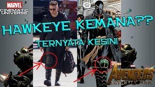 Video Ini Peran Hawkeye di Avengers Infinity War, Berkaitan Dengan RONIN & CAPTAIN MARVEL | MCU Indonesia MP3, 3GP, MP4, WEBM, AVI, FLV Juli 2018