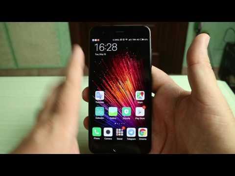 Recensione Xiaomi MI 6, video recensione