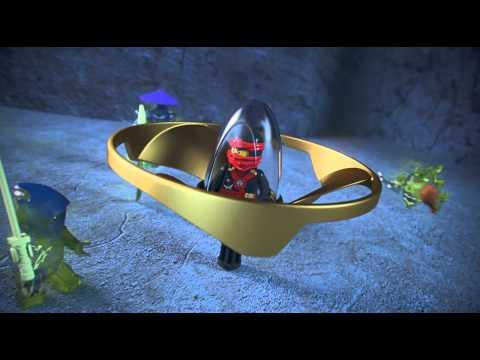 Конструктор Корабль R.E.X Ронина - LEGO NINJAGO - фото № 7