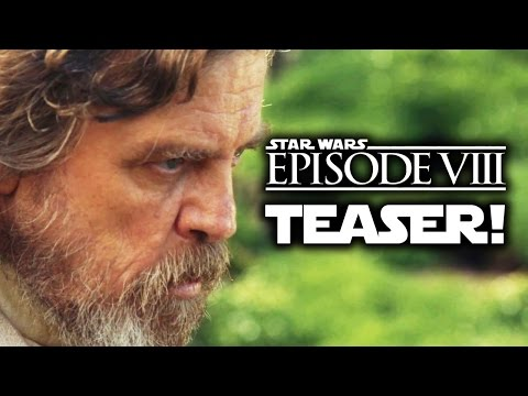Preview Trailer Star Wars: Episode VIII, primo teaser trailer