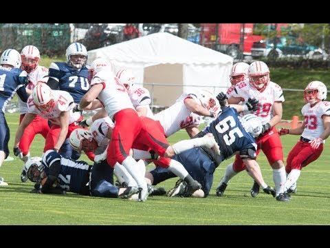 1st American Football 2014 Opening Ceremony – FISU World University Championships