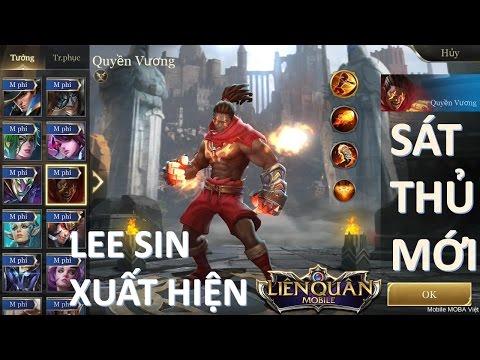 Liên Quân Mobile: Lee Sin Quyền vương xuất hiện - Sát thủ mới dùng nội năng và sát thương phép :) - Thời lượng: 11:54.