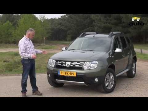 Dacia Duster 1.2 TCe review 2014