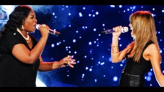 "Angie Miller & Candice Glover ""Stay"" (Top 4) - American Idol 2013"
