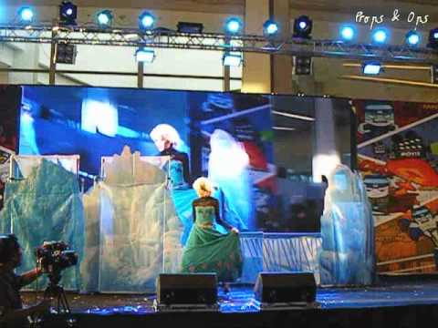 Thailand Comic Con Cosplay Performance Contest Team 11 – Frozen