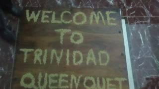 Queen Quet in Trinidad