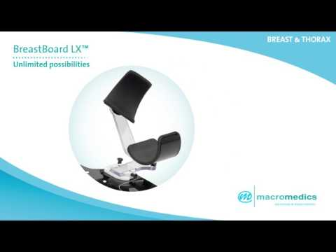 BreastBoard LX MacroMedics Breast Thorax
