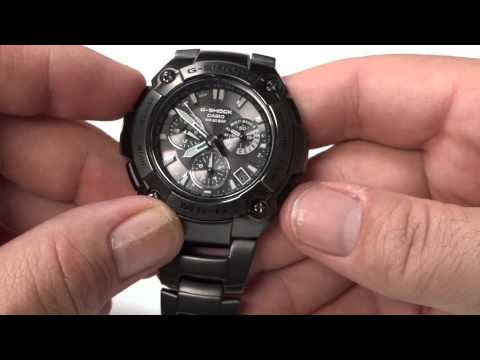 Video Review of Casio G-Shock MRG-7500 BJ in HD