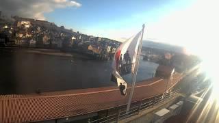 Whitby Fri 27th Nov 2015 24-Hour Time-lapse (Upriver)
