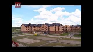 Первый жилой квартал в «Аркажской слободе» планируют сдать уже в конце августа
