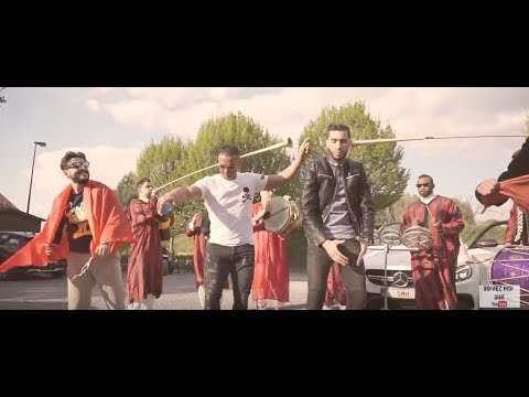 | Rachid Kasmi & DJ GAME OVER, Le Blue (New School) - AFRO RAi Part.1 (Dib El Ghaba)
