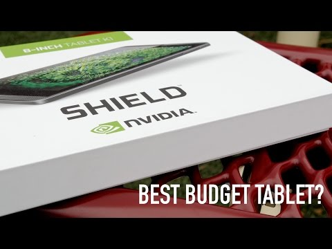 Best Tablet Under $200 with Android 6.0! (NVIDIA Shield Tablet K1)