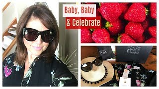Thank you for coming along with me on my weekend vlog! Our friends welcomed their first grandchild to the world! Little Audra is beautiful! I received my summer Box of Style! I LOVE everything in this is box! Be sure to use my link below if you're interested in getting the Box of Style every season! I haven't been let down yet! Enjoy and I'll see you in 2 weeks!Hugs!Karen xo2 Orchids Blog! www.2orchids.comBe sure to follow our BLOG, we post throughout the month & upload Videos on Mondays, Wednesdays & Fridays! Our Recent Vlogs!Karen: http://bit.ly/2tdfTcT *Lauren: http://bit.ly/2sfYc85 * Find us here!❤BLOG: www.2orchids.com❤Twitter: www.twitter.com/2Orchids❤Facebook: www.facebook.com/2Orchids❤Pinterest: www.pinterest.com/2orchids❤Instagram: www.instagram.com/twoorchids❤SnapChat: Kforch❤BlogLovin: www.bloglovin.com/feed/blog/11989961 ✩✩✩✩  Send Us Mail  ✩✩✩✩2 OrchidsP.O. Box 5408Youngstown, OH 44514 Products Mentioned:Kate Spade Bayard Place Abalene Set -  http://bit.ly/2rxE3uN *Tommy Bahama Maritime Cologne - http://bit.ly/2rxPeDM *Kendra Scott Danielle Earrings - http://bit.ly/2rKAoOp *Box of Style - http://bit.ly/2955I10 *Clinique Pop Matte Lip Colour in Coral - http://bit.ly/2rxIaXK *Stila Stay All Day Liquid in Caramello - http://bit.ly/2sjXlqk *Buxom Full-On Lip Cream in White Russian - http://bit.ly/2a2dGbP *Baublebar Pinata Tassel Earrings - http://bit.ly/2tH34nN *Crafters Co. Cashmere & Pearls Candle - MagicLinks - http://bit.ly/2s4MD6V *How to contact us:KarenF@2orchids.comLaurenC@2orchids.com Music by:Song: Culture Code - Make Me Move (feat. Karra) [NCS Release]Music provided by NoCopyrightSounds.Video Link: https://youtu.be/vBGiFtb8RpwDownload: http://NCS.lnk.to/MakeMeMov FABULOUS WOMEN ON YOUTUBE (women over 40)http://ohcarolshow.blogspot.com/ Elle is For Livings' list:http://maturewomenofyoutube.blogspot.comShop where we shop! Sephora - http://bit.ly/29KzPuj *Ulta - http://bit.ly/29G6lNy *Amazon - http://bit.ly/2a5PJgn *Nordstrom - http://bit.ly/29LTc7L *Baublebar - http://bit.ly/29NS1Bl * * Notes that this is an affiliate link.  If you'd like to help support our channel, please consider using these links.  We personally purchase most of the products we share unless noted. Your support means so much to us, even if you enjoy simply being a subscriber and watching our videos!   ❤Hugs!❤Karen & Lauren Enjoy!