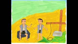 歌謠篇 萬大泰雅語 07gagaṟux ta' awas na tuminu' 傳統編織的歌