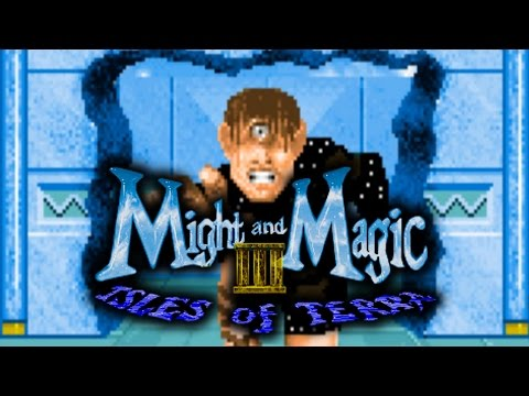 Might and Magic III : Isles of Terra PC Engine