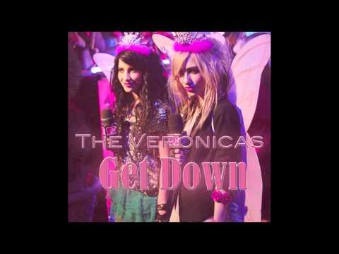 Tekst piosenki The Veronicas - Get Down po polsku