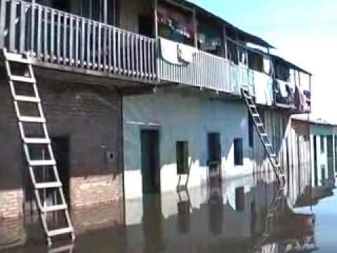 Enchente em Marabá já desabriga centenas de famílias