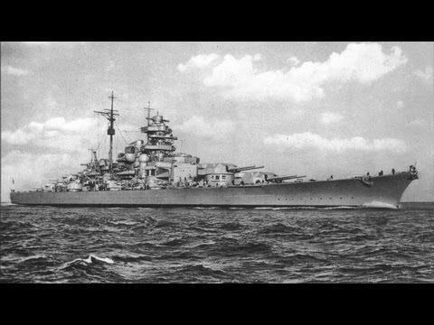 Expedice Bismarck - nejdokonaleji vybavená bitevní loď