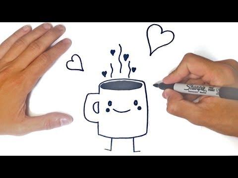 Dibujos de amor - Como dibujar un Dibujo de Amor  Dibujo Romantico