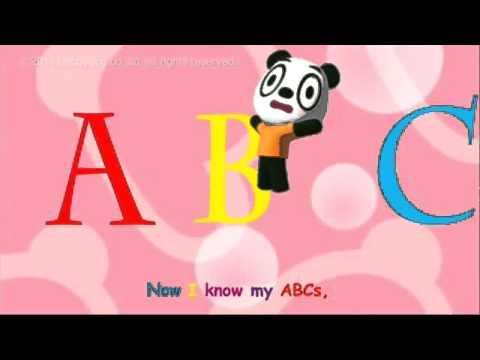 ครอบครัว Panda สอนน้องร้อง A B C