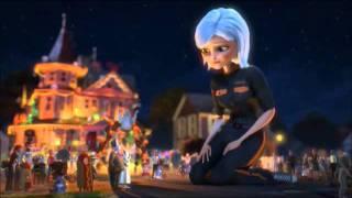 Monsters Vs Aliens - Mutant Pumpkins 2/2